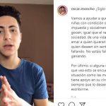 Un joven instagramer difunde las amenazas homófobas que recibe a diario para concienciar sobre la gravedad del acoso LGTBIfóbico