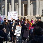 El activismo se moviliza por una «ley trans» sin recortes que reconozca explícitamente la autodeterminación de género