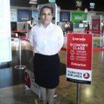 La Escuela Superior de Aeronáutica le niega ahora nuevas prácticas a la azafata transexual rechazada por Turkish Airlines