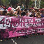 El movimiento LGBTI catalán cumple 40 años de lucha en la calle