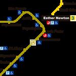 Última oportunidad para disfrutar del mapa de metro LGTBIQ de Madrid en Cibeles