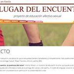 El Observatorio Español contra la LGTBfobia denuncia los materiales de educación afectivo-sexual promovidos por la Conferencia Episcopal