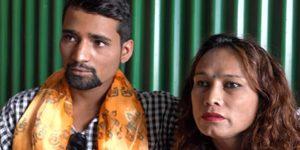 Matrimonio In Nepal : Una mujer de 40 años se convierte en la primera persona trans a la