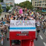 La organización de Míster Gay Europa coronó a su nuevo ganador en Polonia, desafiando al conservadurismo del país