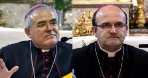 obispos Munilla y Fernández