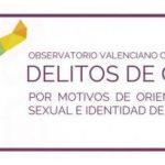 Nace el Observatorio Valenciano contra los Delitos de Odio por LGTBfobia, impulsado por el colectivo alicantino Diversitat