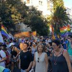 El Orgullo LGTB de Jerusalén reúne a miles de manifestantes y se salda con la detención de 22 posibles agresores, uno con un cuchillo