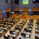 El Parlamento de Estonia aprueba una ley que permitirá uniones del mismo sexo