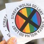 Las «zonas libres de ideología LGTB» abarcan ya la tercera parte de la superficie de Polonia
