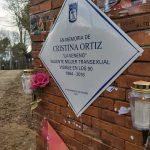 El Ayuntamiento de Madrid repone la placa en homenaje a La Veneno, un año y medio después de que fuese arrancada en un acto vandálico