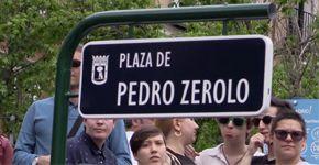plaza de Pedro Zerolo en Chueca, Madrid
