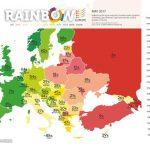 Informe anual sobre derechos LGTB en Europa: Malta vuelve a encabezar la clasificación, mientras que España baja hasta la 9ª posición