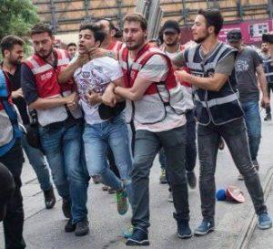 represion Orgullo Estambul