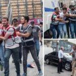 El Orgullo LGTB de Estambul, reprimido violentamente por la Policía turca como una semana antes lo había sido el Orgullo Trans
