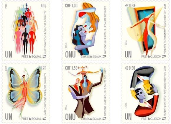 sellos igualdad LGTB Naciones Unidas
