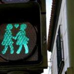 San Fernando (Cádiz) estrena por San Valentín semáforos igualitarios a coste cero