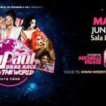 Las estrellas del programa «RuPaul's Drag Race» arrasan en su paso por España como parte de su gira mundial