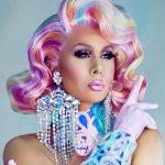 La artista drag Trinity The Tuck, ganadora de 'All Stars 4', conquistó Madrid en su primera visita a la ciudad